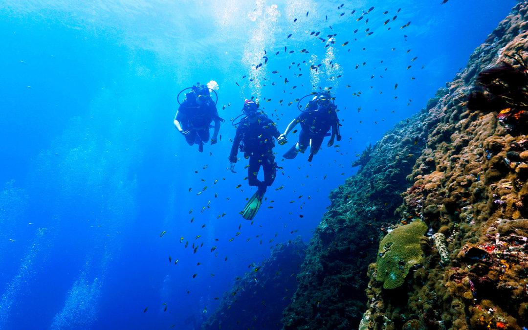 Deportes acuáticos en Almería
