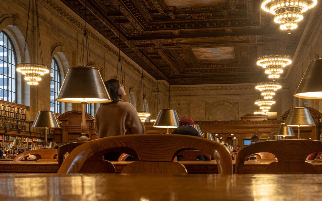 Las bibliotecas más bonitas del mundo, a un clic y desde casa