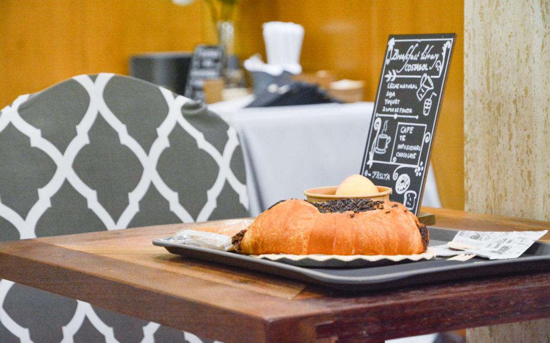 Mejoramos tu 'Experiencia Costasol' con servicio de desayunos